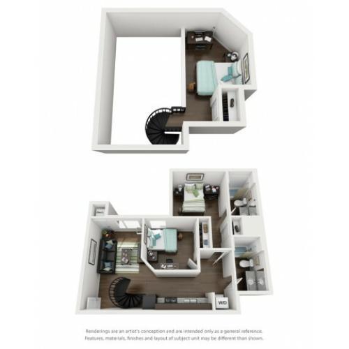 3.2 Loft Corner