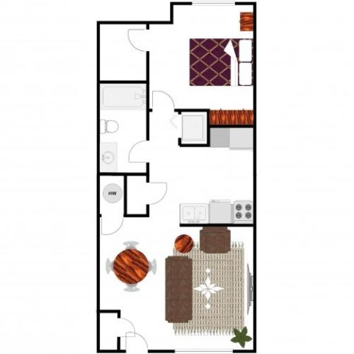 Rohan Ridge Apartments