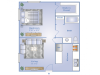 Studio Floor Plan | Fern Park Apartments | Magnolia