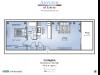 1 Bedroom Floor Plan | Stapleton Denver Apartments | Advenir at Lowry