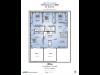 4 Bedroom Floor Plan | Denver Colorado Apartments | Advenir at Lowry