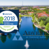 SatisFacts Resident Satisfaction Medallion 2018 Advenir at Gateway Lakes