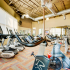 Break a Sweat in the Fitness Center