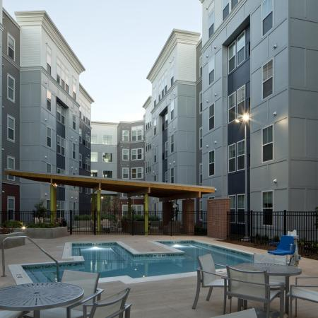 Swimming Pool | Apartment Homes in Urbana, IL | Campus Circle
