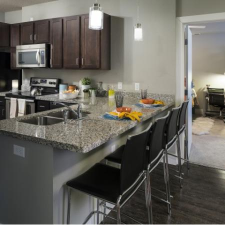 State-of-the-Art Kitchen   Minneapolis MN Apartment Homes   44 North