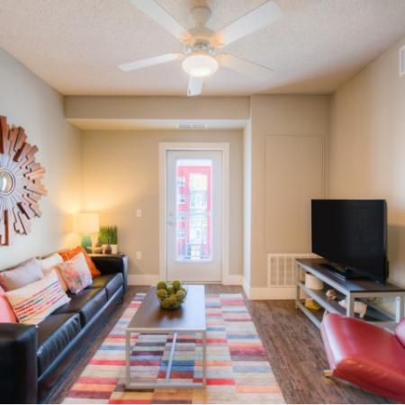 Elegant Living Room   Apartments for rent in Minneapolis, MN   44 North