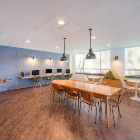 Resident Business Center   Minneapolis MN Apartment For Rent   44 North