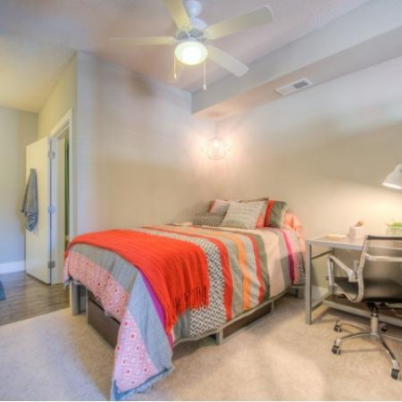 Luxurious Bedroom   Apartments in Minneapolis, MN   44 North