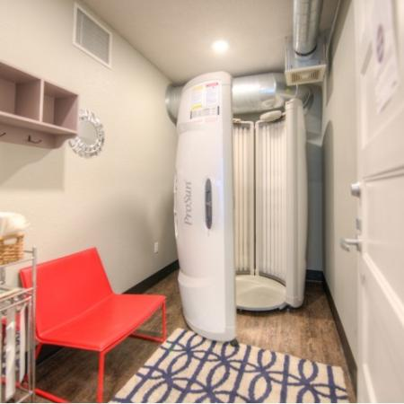 Resident Tanning Bed   Apartments in Minneapolis, MN   44 North