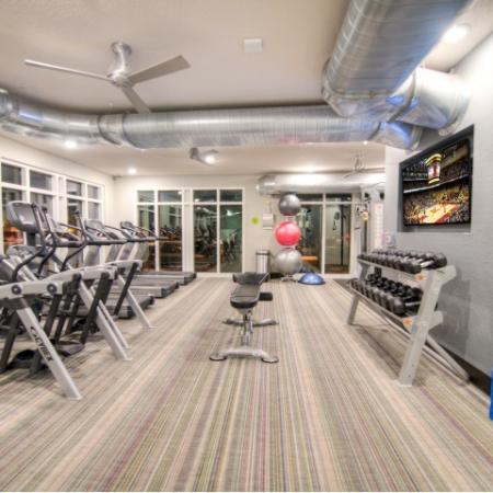 On-site Fitness Center   Minneapolis MN Apartments For Rent   44 North