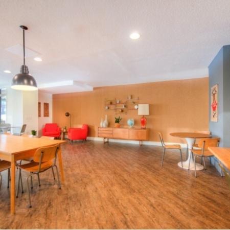 Elegant Community Club House   Minneapolis MN Apartments   44 North