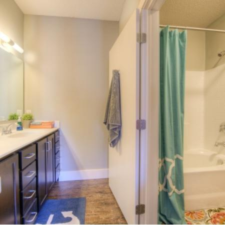 Spacious Shared Bathroom   Apartments Homes for rent in Minneapolis, MN   44 North