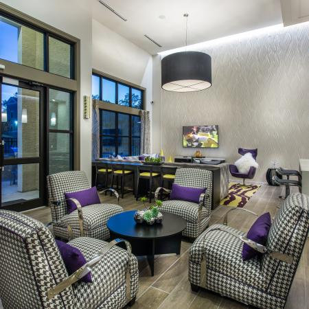 Spacious Resident Club House   Apartment in Baton Rouge, LA   The Exchange at Baton Rouge