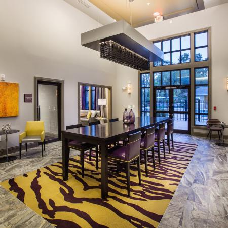 Elegant Resident Club House | Baton Rouge LA Apartment Homes | The Exchange at Baton Rouge