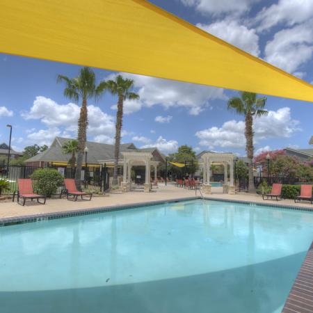 Sparkling Pool | Apartments for rent in College Station, TX | Gateway at College Station