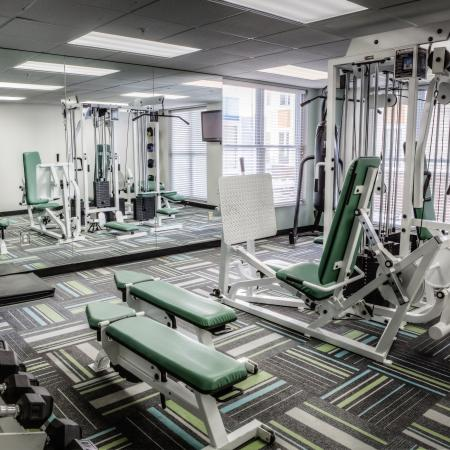 State-of-the-Art Fitness Center   Apartment Homes in Cincinnati, OH   CP Cincy