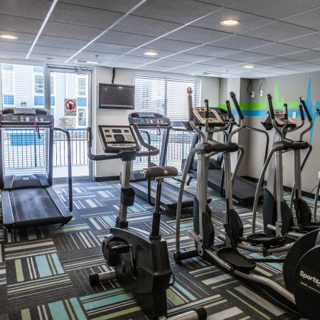 Cutting Edge Fitness Center   Apartments Homes for rent in Cincinnati, OH   CP Cincy