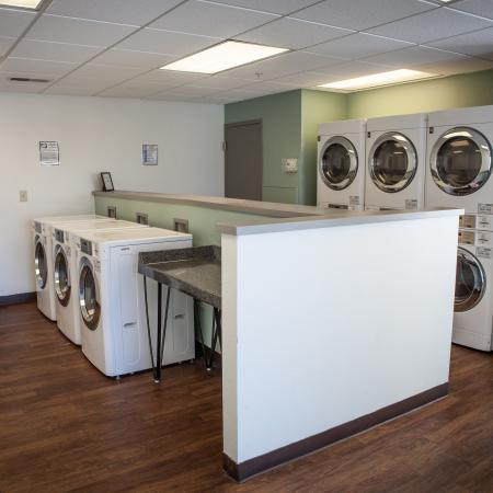 Resident Laundry Room   Apartments Homes for rent in Cincinnati, OH   CP Cincy