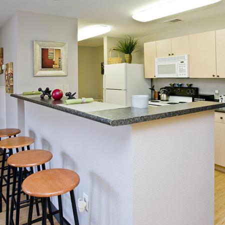 Spacious Kitchen   Apartments for rent in Cincinnati, OH   CP Cincy