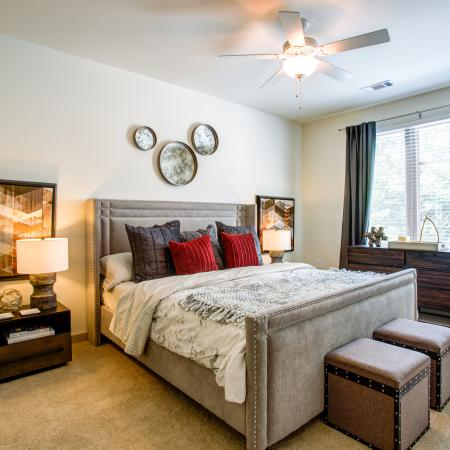 Spacious Bedroom | Nashville TN Apartment Homes | The Cadence