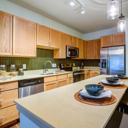 Spacious Kitchen | Apartments for rent in Nashville, TN | The Cadence