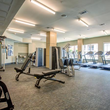 On-site Fitness Center | Nashville TN Apartments For Rent | The Cadence