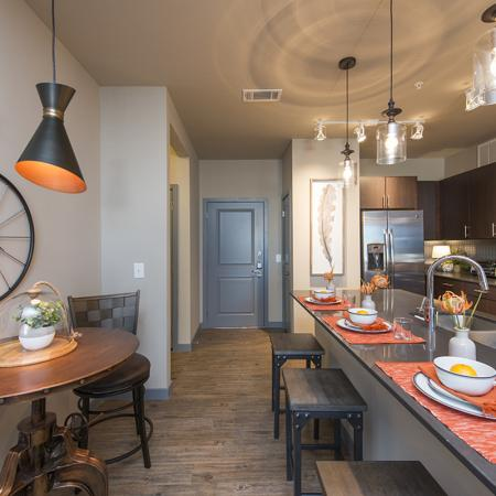 Elegant Dining Room | Nashville TN Apartments For Rent | The Cadence