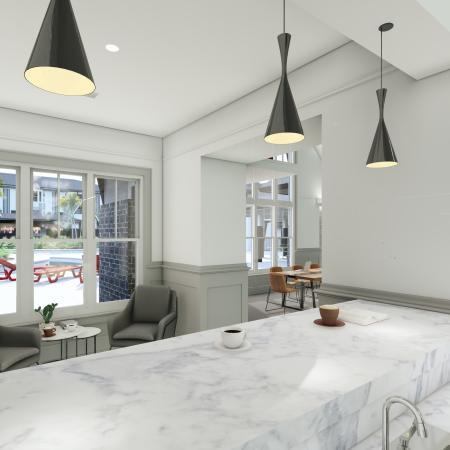 Elegant Resident Club House | Columbia SC Apartment Homes | Reign Living at the Stadium