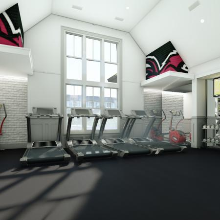 State-of-the-Art Fitness Center | Apartment Homes in Columbia, SC | Reign Living at the Stadium