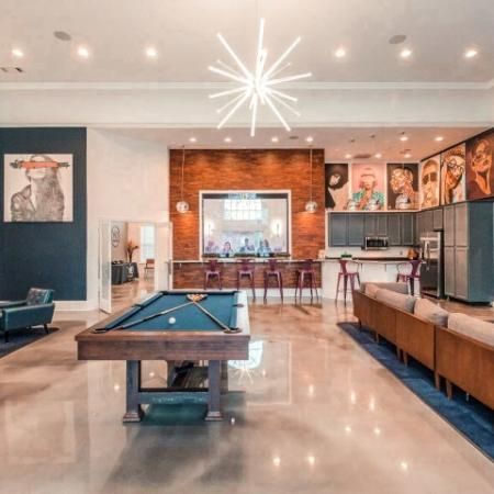 Resident Game Room | Apartments in Murfreesboro, TN |