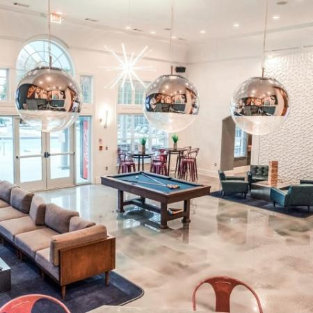 Community Game Room | Apartments for rent in Murfreesboro, TN |