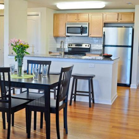 Spacious Dining Room | Apartment in Newark, DE | Rittenhouse Station