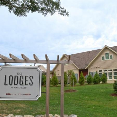 Apartment in Durham, NH | The Lodges at West Edge
