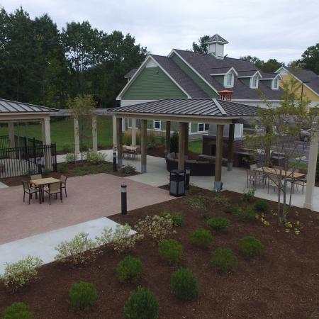 Durham NH Apartments | The Lodges at West Edge