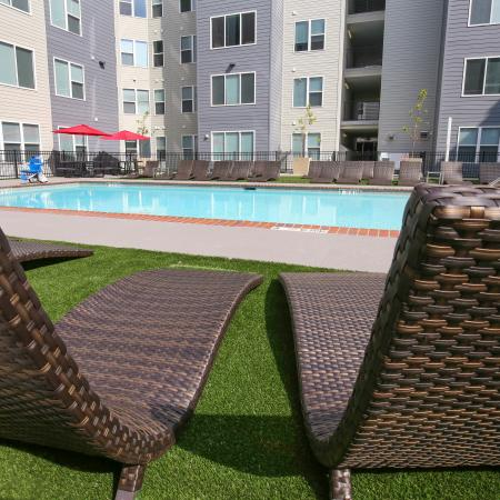 Swimming Pool | Apartments in Louisville, KY | The Clubhouse