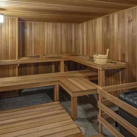 Resident Sauna Bed | Apartments in Syracuse, NY | Theory Syracuse