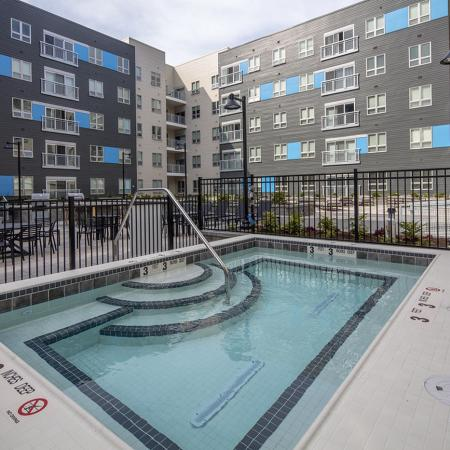 Resort Style Pool | Apartments in Syracuse, NY | Theory Syracuse