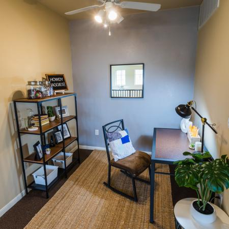 Resident Study Lounge | Apartment Homes in College Station, TX | Parkway Place