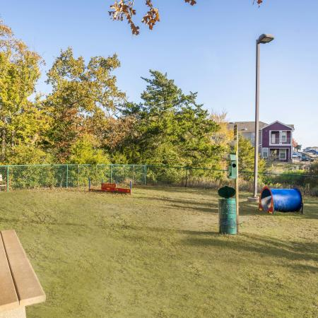 Community Bark Park | Apartment in College Station, TX | Parkway Place