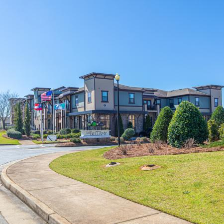 Apartments Homes for rent in Milledgeville, GA | Bellamy Milledgeville