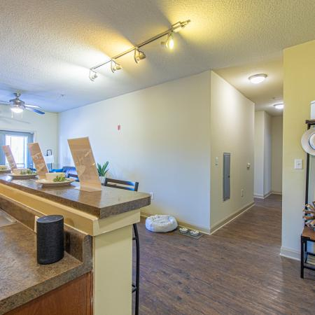 Spacious Living Area | Apartments Homes for rent in Milledgeville, GA | Bellamy Milledgeville
