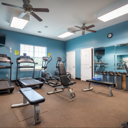 On-site Fitness Center | Edwardsville IL Apartments For Rent | Enclave