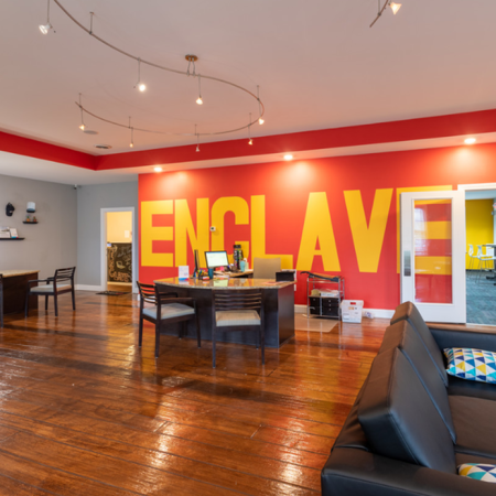 Spacious Resident Club House | Apartment in Edwardsville, IL | Enclave