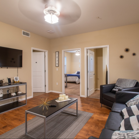 Spacious Living Area | Apartments Homes for rent in Edwardsville, IL | Enclave
