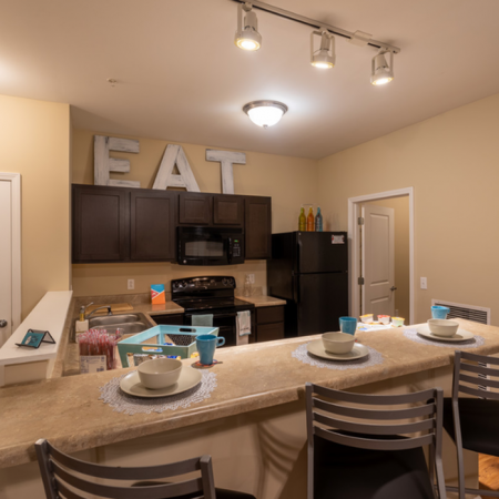 Spacious Kitchen | Apartments for rent in Edwardsville, IL | Enclave