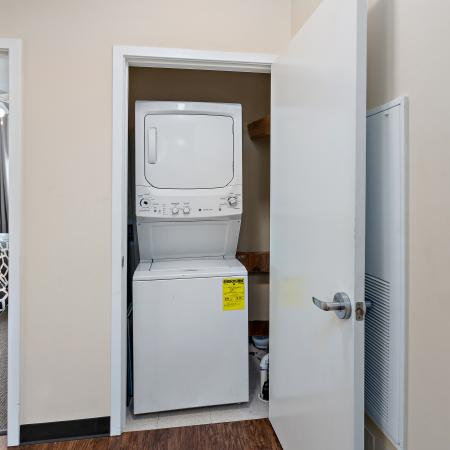 In-home Laundry  | Apartments Homes for rent in Savannah, GA | The Hue