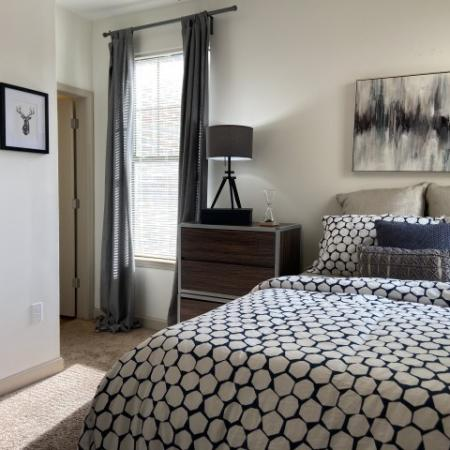 Spacious Bedroom | Tuscaloosa AL Apartment Homes | Riverfront Village