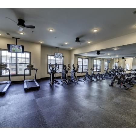 State-of-the-Art Fitness Center | Apartment Homes in Tuscaloosa, AL | Riverfront Village