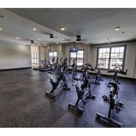 Cutting Edge Fitness Center | Apartments Homes for rent in Tuscaloosa, AL | Riverfront Village