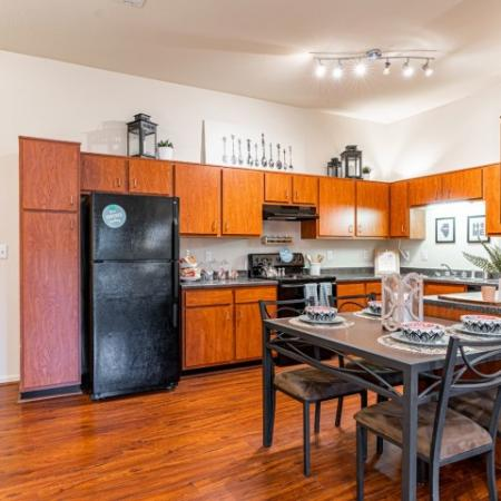 Modern Kitchen | Normal IL Apartment For Rent | The Edge on Hovey